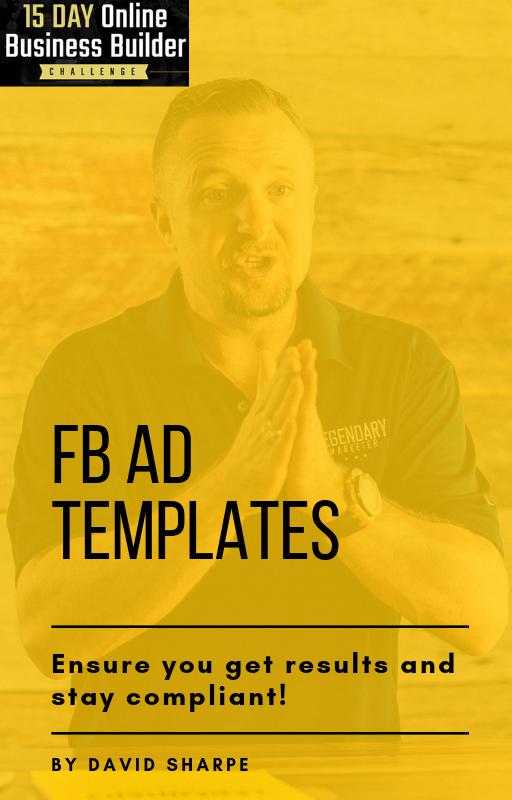 fb ads templates